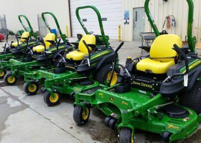 mower fleet