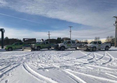 plow trucks